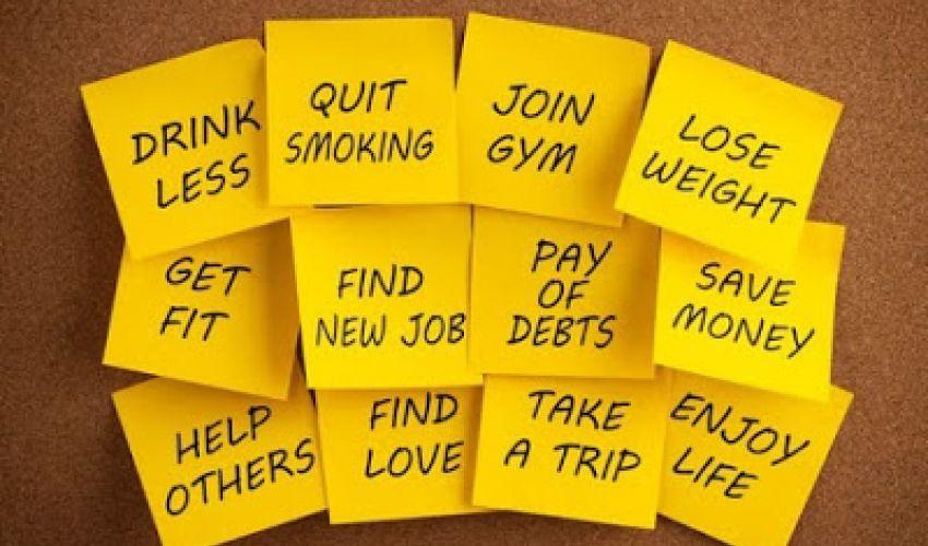 23 idei de rezolutii pentru noul an