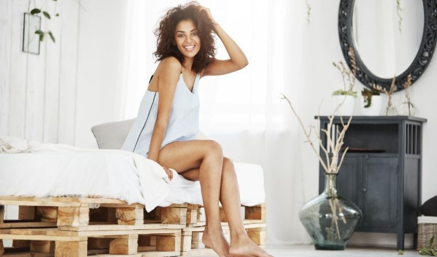 Pijamale dama din bumbac in care te vei simti incredibil de confortabil!