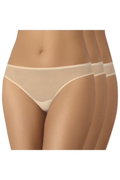 3PACK chilot clasic Aubrey Invisible
