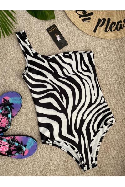 Body dama pe un umar Zebra