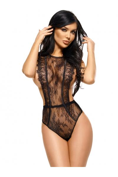 Body Emiliana teddy Negru