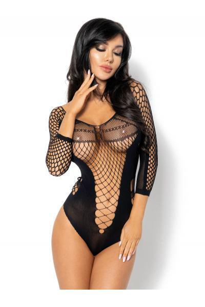 Body Lucelia teddy Negru