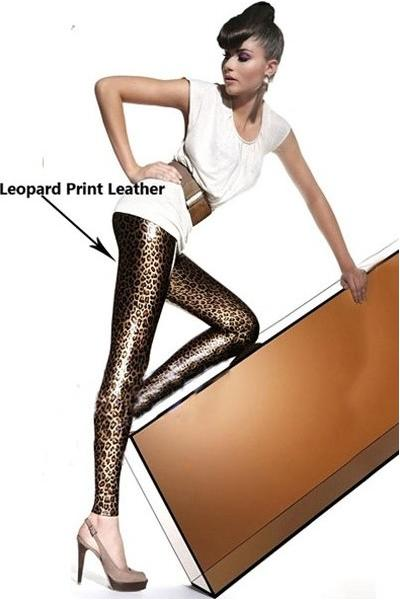 Colanti Leopard Print M