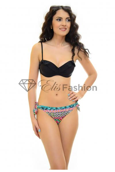 Costum de Baie Big Effect Black