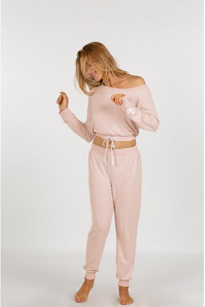 Dorina - Pantaloni de pijama Cloud