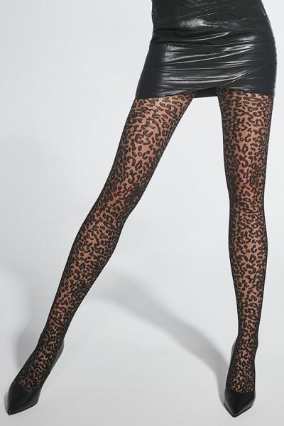 Dres dama Panther 40DEN, cu model