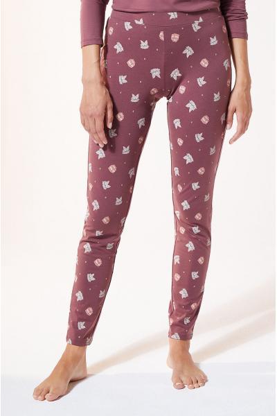 Etam - Colanti de pijama Finn