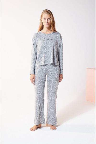 Etam - Longsleeve de pijama LAAM