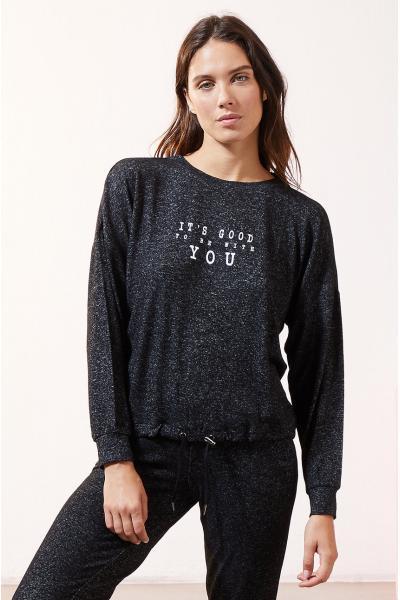 Etam - Longsleeve de pijama LANCE