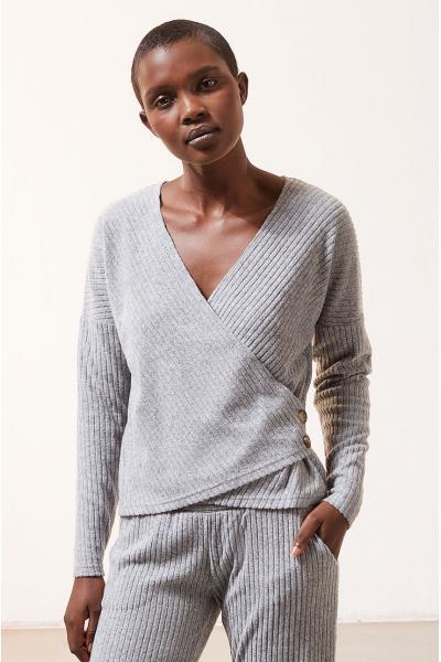 Etam - Longsleeve de pijama LAURYL