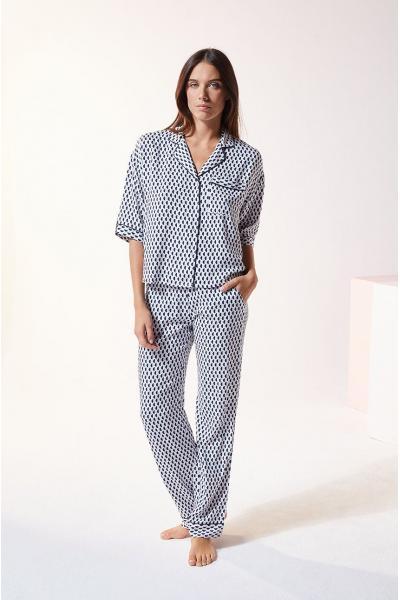 Etam - Pantaloni de pijama Madden