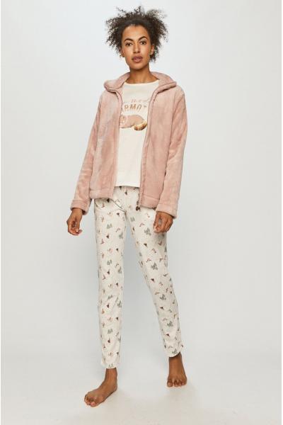 Etam - Set de pijamale din 3 piese OSLO