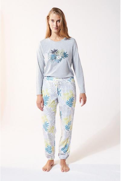 Etam - Set de pijamale din 3 piese RITA