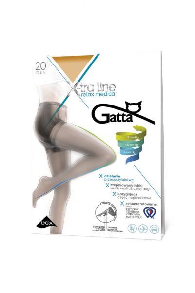 Gatta - Ciorapi X-tra Line Relax Medica 20 DEN