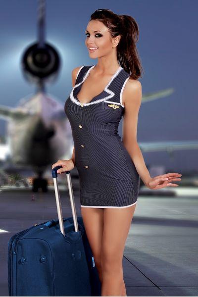 Joalinne Costum de Stewardesa