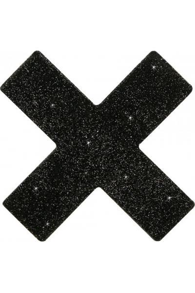 Ornamente sani Titty Sticker negre