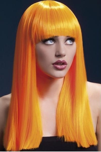 Peruca Alexia portocalie