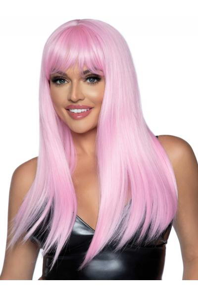 Peruca Long straight bang wig Roz