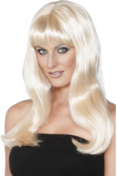 Peruca Mystique - Blonda