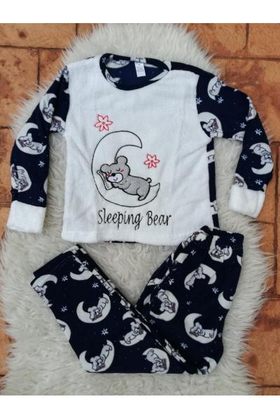 Pijama de Copil model Sleeping Bear