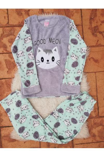 Pijama de dama Good Meow