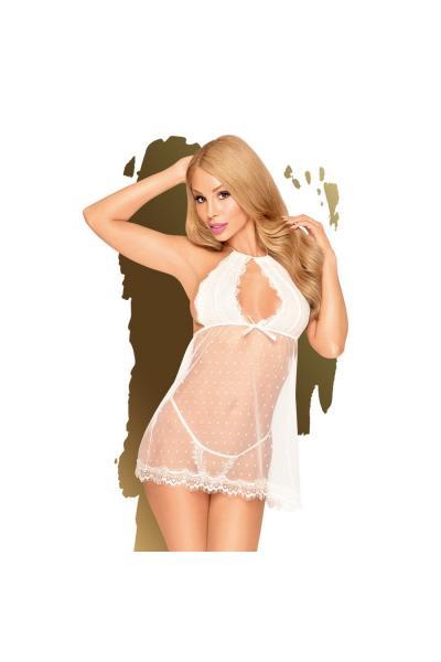 Rochie Libido Boost Alba cu Bikini S/M