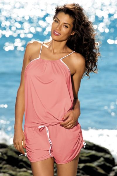 Salopeta de plaja Leila Frosted