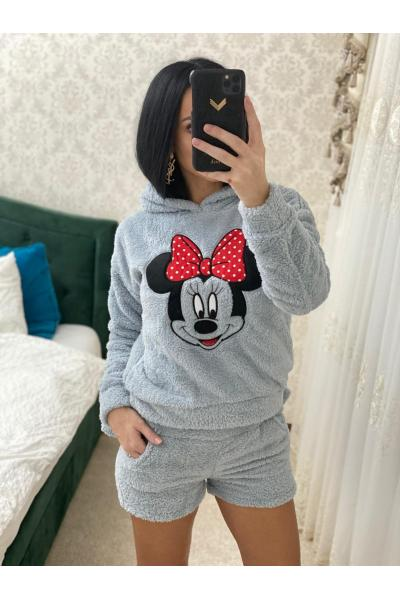 Set Cocolino Minnie Mouse Gri