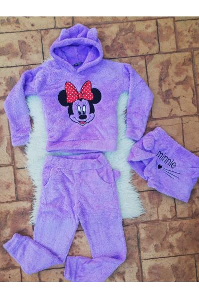 Set Cocolino Minnie Mouse Lila