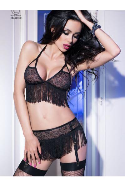 Set sexy Felycia Negru