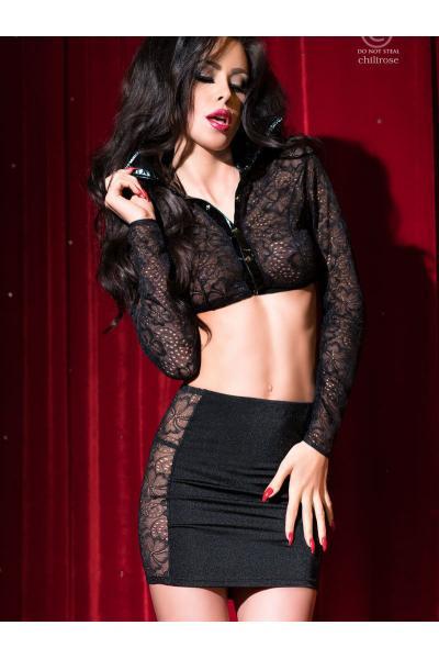 Set sexy Jessie Negru