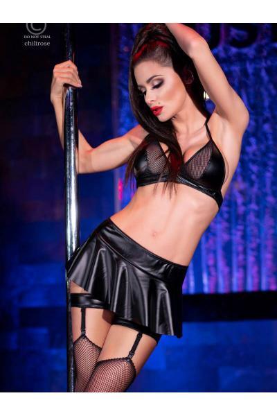 Set sexy Leola Negru
