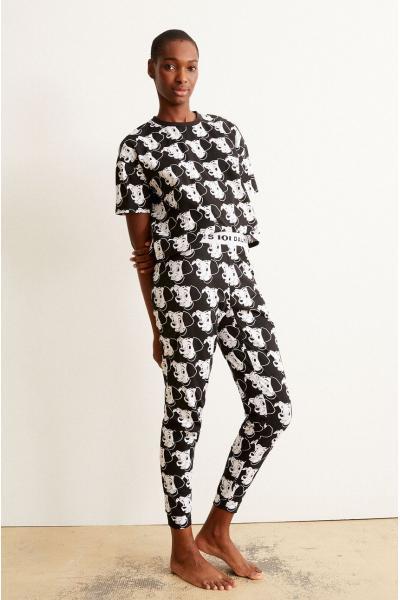 Undiz - Pantaloni de pijama BICODALMIZ