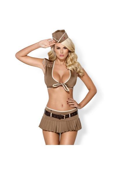 Uniforma de Soldat Sexy S/M