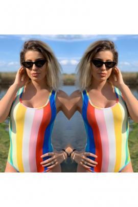 Body dama Rainbow