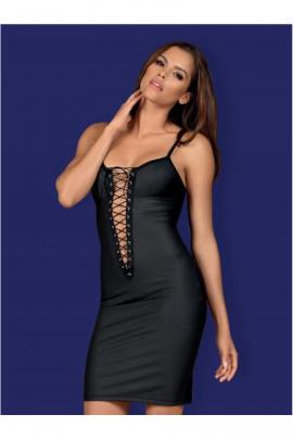 Chemise Rebella dress Negru