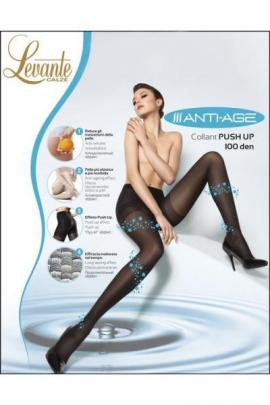 Ciorapi modelatori Levante Anti-Age Push-Up 100 den