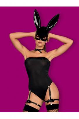 Costum Bunny costume Negru
