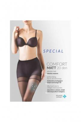Dresuri Dama Gabriella 3D Comfort Matt 20 den