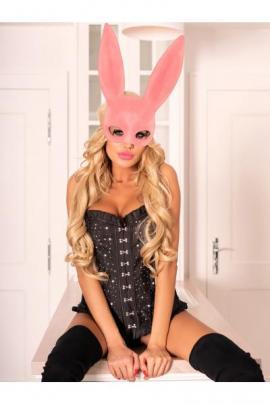 Kohu Rabbit Pink Roz