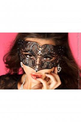 Masca Seductress Negru