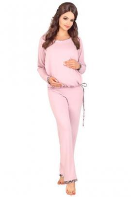 Pijama dama Agatha, sarcina si alaptare