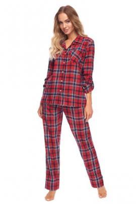Pijama dama Alena, flanel