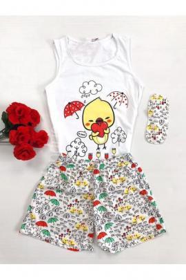 https://www.just4girls.ro/pijama-dama-bumbac-ieftina-cu-pantaloni-scurti-gri-si-maieu-alb-cu-imprimeu-puisor-26006.html