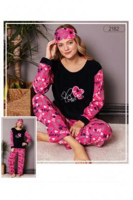 Pijama dama cocolino Amore