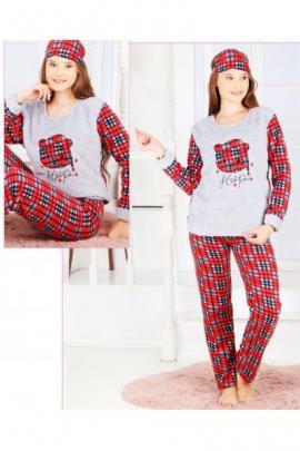 Pijama dama cocolino Bear Sleep