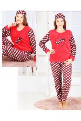 Pijama dama cocolino Bow Love
