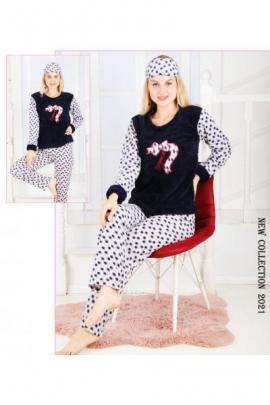 Pijama dama cocolino Codita cu Fundita