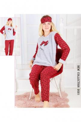 Pijama dama cocolino Fundita