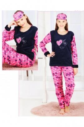 Pijama dama cocolino Super Love